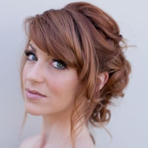 Side Swept Bangs Hairstyles
