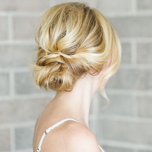 "Hairstyle For Wedding Party Guest: 50 Updo Hairstyles For Weddings And The Perfect ""I Do"