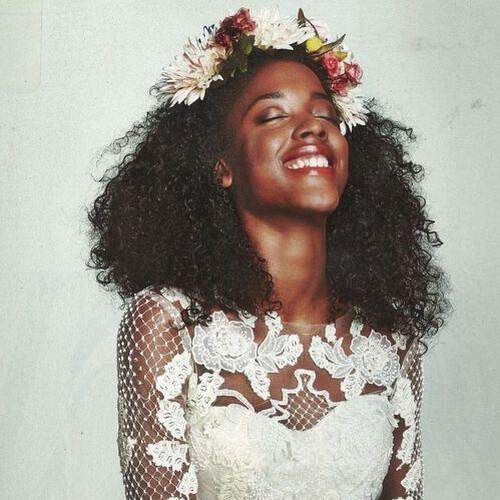 Wedding Updos for Black Brides