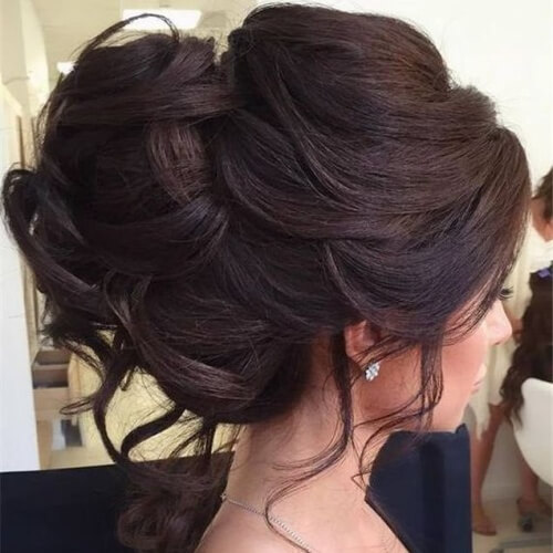 Wedding Updos for Long Hair