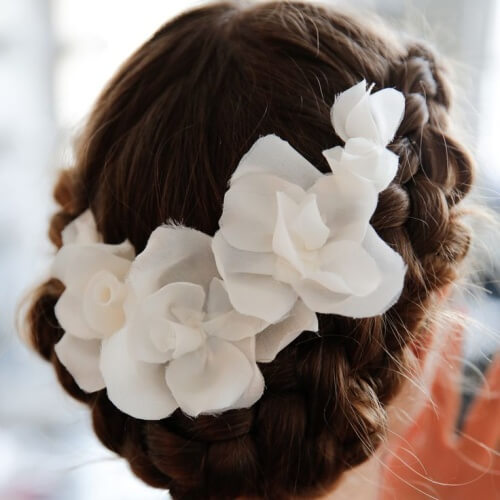 Braided Bridal Crown