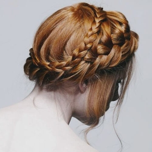 Channel Your Inner Fairy With These 50 Crown Braid Styles Hair Motive Hair Motive