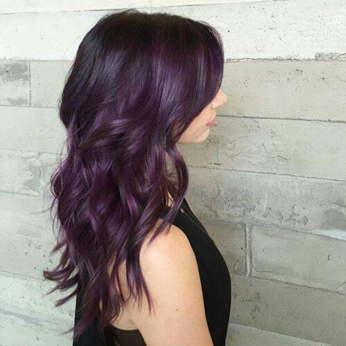50 Plum Hair Color Ideas That Will Make You Feel Special Hair Motive Hair Motive
