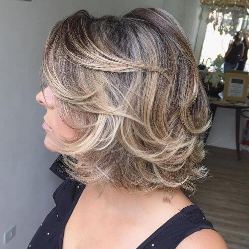 50 Spectacular Hairstyles for Women over 40 | Hair Motive