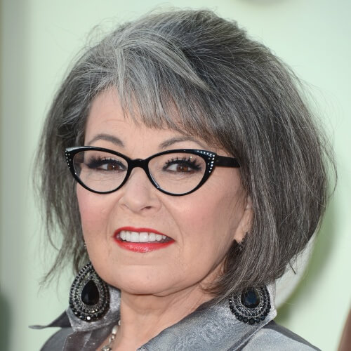 Hairstyles for Women over 40 with Glasses