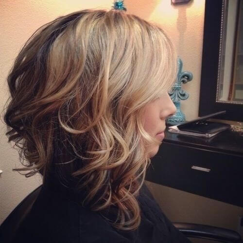 Hairstyles for Women over 40 with Thick Hair