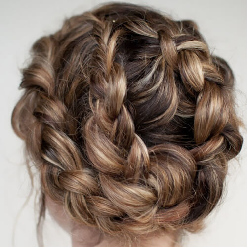 Mixed Up Braids