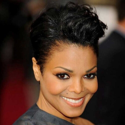 Short Hairstyles for African American Women over 40