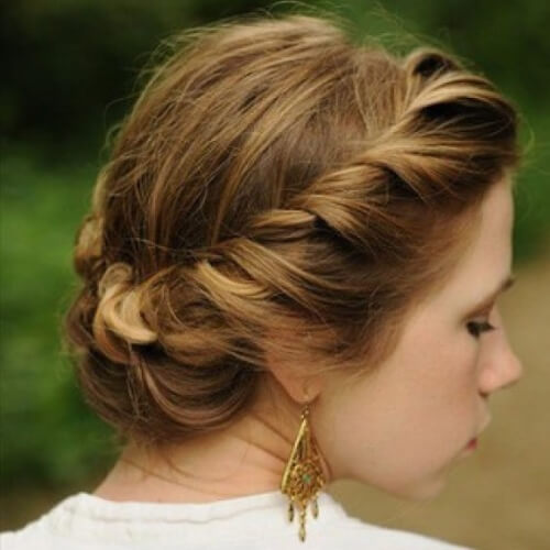 Twist Around Braid