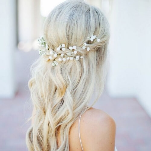 Wedding Hairstyle Beach: 50 Unforgettable Wedding Hairstyles For Long Hair
