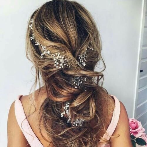 Wedding Hairstyles Boho: 50 Unforgettable Wedding Hairstyles For Long Hair