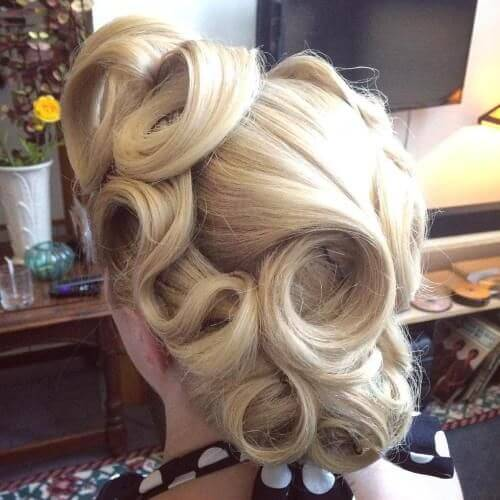 Complicated Updos