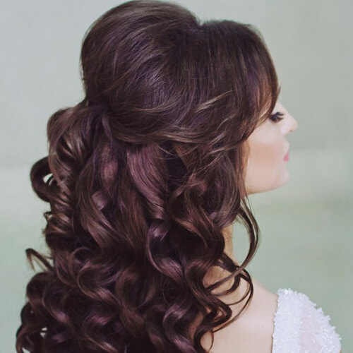 50 Unforgettable Wedding Hairstyles For Long Hair Hair Motive Hair Motive