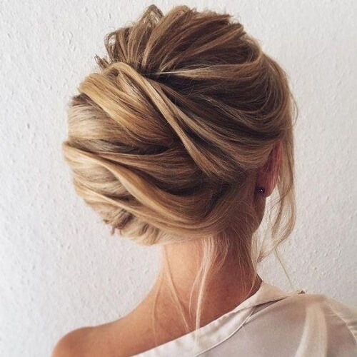 French Twist Hairstyles