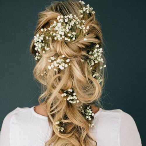 Knotted Hairstyles