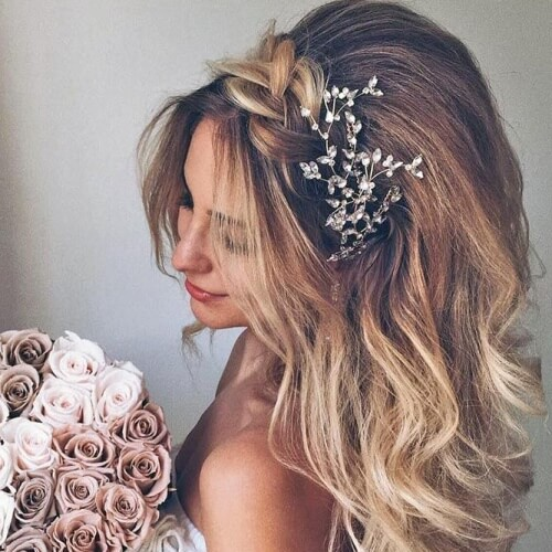 unforgettable wedding hairstyles for long hair hair