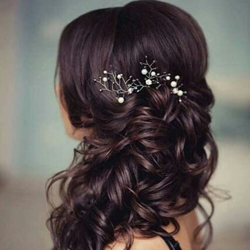 50 Dreamy Wedding Hairstyles For Long Hair: 50 Unforgettable Wedding Hairstyles For Long Hair
