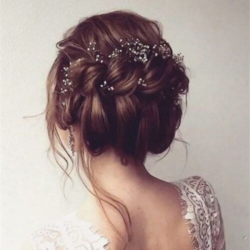 Wedding Hairstyles for Long Hair Up