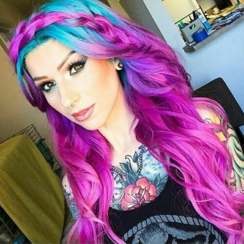 50 Magenta Hair Color Ideas for Bold Women | Hair Motive ... - photo#39