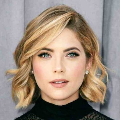 Casual Wedding Hairstyles for Short Hair