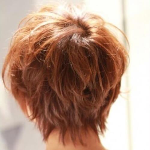 Modified Wedge Haircuts