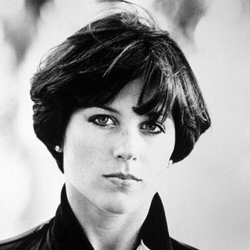 Dorothy Hamill Wedge Haircut