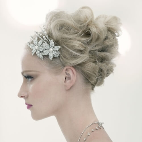 Full Wedding Updos