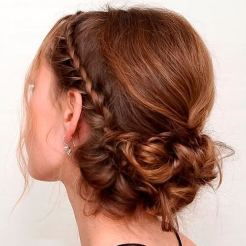 Low Updos