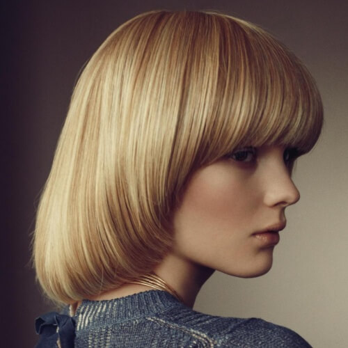 Pageboy Haircut Boy Haircuts Models Ideas