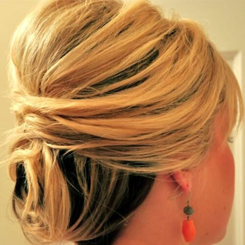 Peekaboo Wedding Hairstyles