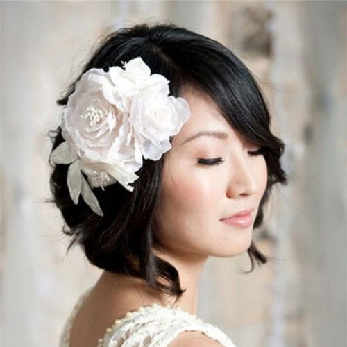 Statement Wedding Hairstyles