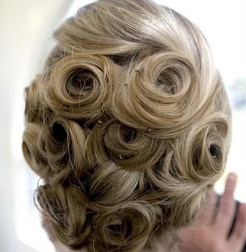 Swirled Hairstyles