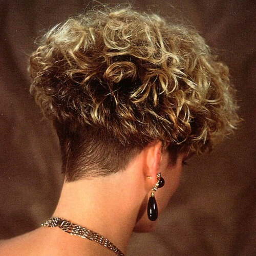 Tapered Wedge Haircut