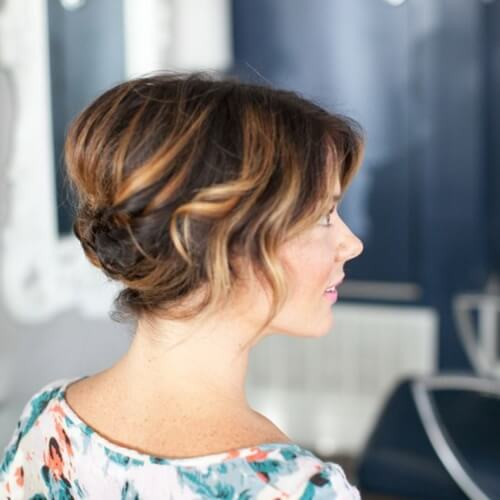 Wedding Hairstyles for Short Hair Bob
