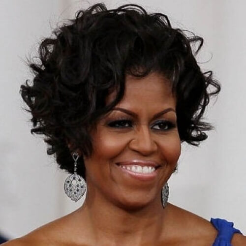 Wedge Hairstyle for African American Women