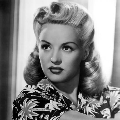 50s Hairstyles for Medium Length Hair