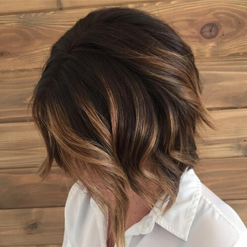 Bobs with Highlights