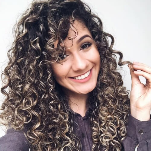 50 Long Curly Hairstyles You'll Fall in Love With | Hair ...