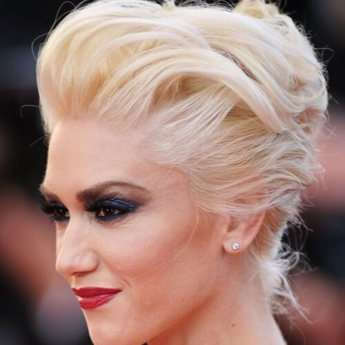 Pompadour Hairstyles