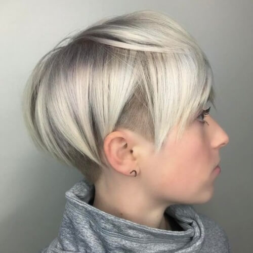 Short Undercut Hairstyles