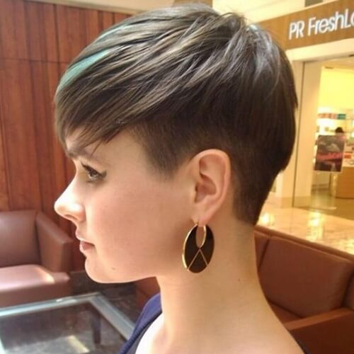 Tapered Short Haircuts for Fine Hair