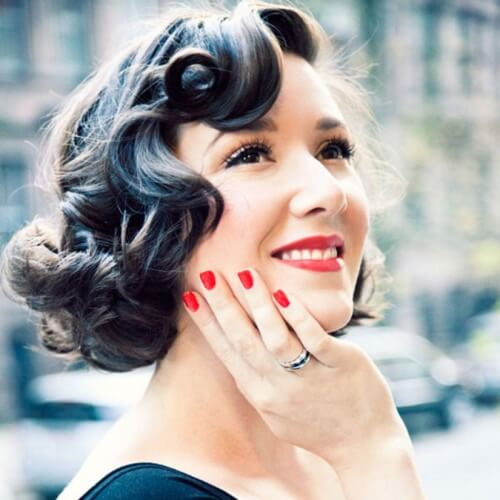 Feel \u0026 Look Vintage With These 50 Superb Hairstyles