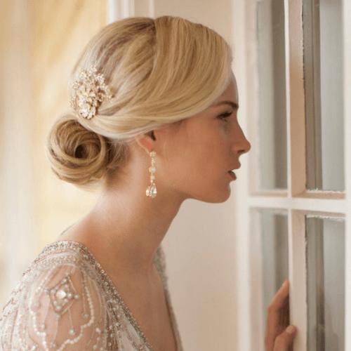 Vintage Wedding Hairstyles: Feel & Look Vintage With These 50 Superb Hairstyles