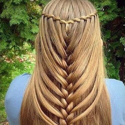 Boho French Braids