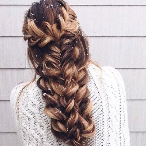 Complex Braid Hairstyles
