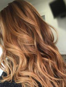 Honey Brown Hair Balayage