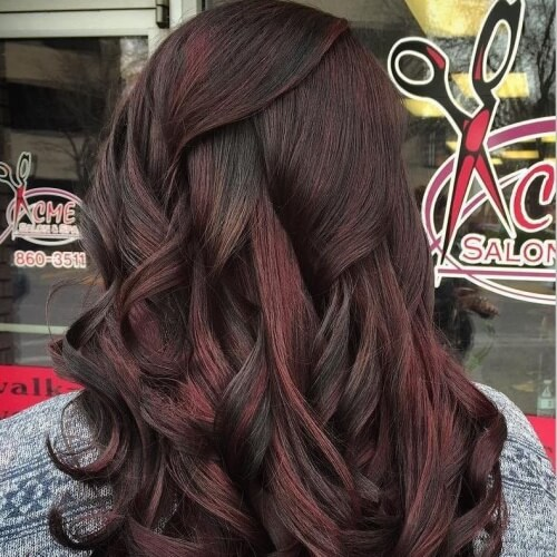 Black Cherry Undertones