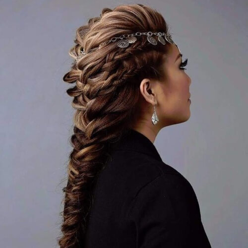50 Braided Mohawk Hairstyles Hair Motive Hair Motive