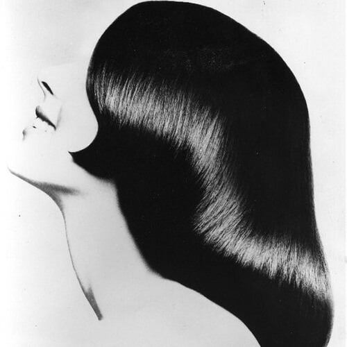 Flowing Pageboy Haircut