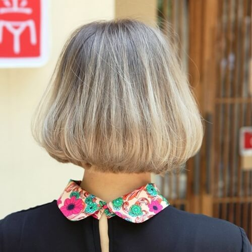 Medium Bob Pageboy Haircut